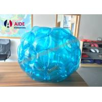 Buy cheap Inflatable Ball Game Knocker Soccer Inflatable Soccer Bubble Ball Air Ball For Kids With Free Logo Print from wholesalers