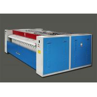 Buy cheap 3000mm Commercial Roller Ironing Machine Flatwork Ironer With 2 Rollers from wholesalers