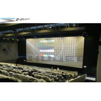 Buy cheap Pneumatic / Hydraulic / Electronic Control 4D Movie Theater Motion Chair Cinema System product