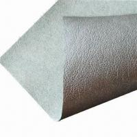 Buy cheap Shoe Material with 1.2mm Thickness and Microfiber Backing from wholesalers