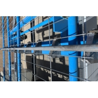 Buy cheap 7t 100times/Min Welding 8mm Wire Mesh Machine from wholesalers