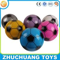 Buy cheap 1 dollar retail printed soccer ball toys store items from wholesalers