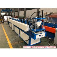 Buy cheap High Speed Ridge Cap Roll Former PPGI Steel Color Coated Flashing Machine from wholesalers