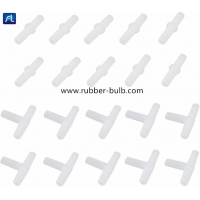 Buy cheap Aquarium Air Valve Connector White Plastic Inline Tubing, 3-Way T & Straight from wholesalers