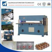 Buy cheap CNC Leather Cutting Machine Precise Fabric Sample Die Hydraulic Press from wholesalers