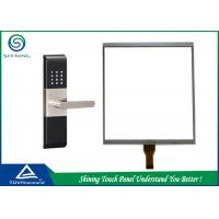 Buy cheap Film Glass ITO Touch Panel Digital Resistive Bright Scratch Resistant 3.8'' from wholesalers