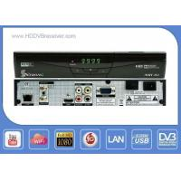 Buy cheap 4000 Channels SRT4922 DVB S2 Satellite Receiver Support CA , Patch , USB PVR from wholesalers