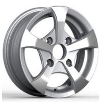 Buy cheap 2013 New 12 Inch Alloy Chrome Wheels , Car Wheel Rim kin-844 from wholesalers