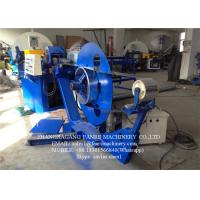 Buy cheap Galvanized Steel Spiral Tube Forming Machine , Spiral Round Duct Making Machine from wholesalers
