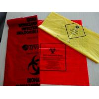 Buy cheap Autoclavable Biohazard Bags, Medical Waste Bags, Hot sales in United States 44Gallon Biohazardous Waste Bag \PE type from wholesalers