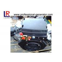 Buy cheap Electric start Small 22HP Twin Cylinder Diesel Engine with 4-stroke product