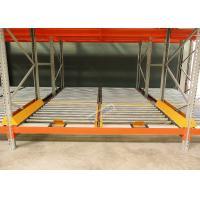 Buy cheap High Density Storage Racks Pallet Flow Rack System For Logistics Distribution Centers product