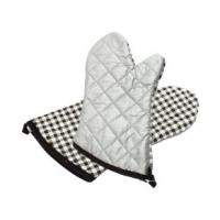 Buy cheap OEM  Waterproof  Silver Oven Mitts  Steam Protection Heat  Resistance product