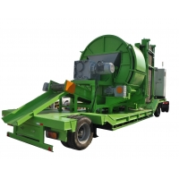 Buy cheap Mobile Tire Shredder, Mobile Tire Crusher,TiTire Shredder, Tire Crusher,Tire Shredding Machine- For Tire Recycling Plant from wholesalers
