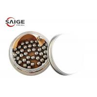 Buy cheap 100Cr6 1.7mm Chrome Steel Balls G60 For Nail Polish Excellent Hardness from wholesalers
