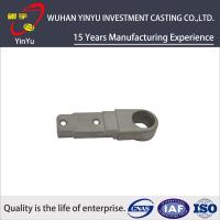 Buy cheap Small Alloy Steel Investment Casting Custom Mechanical Parts For Agricultural Industry from wholesalers