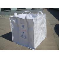 Buy cheap PP Big FIBC Jumbo Bags for Sand Gravel Soil Trasportation 500kg to 2 Tons from wholesalers
