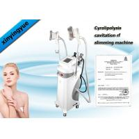 Buy cheap Professional Cryolipolysis Fat Freeze Slimming Machine with Cooling System from wholesalers