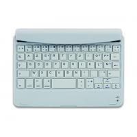 Buy cheap 200mAh White IPad Mini Bluetooth Keyboard With Aluminum Bottom Cover from wholesalers