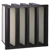 Buy cheap W Type/V-Bank/Large Air Flow HEPA Filter from wholesalers