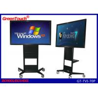 Buy cheap Stable 70 Inch Large Touch Screen Computer , Touch Screen All In One PC from wholesalers
