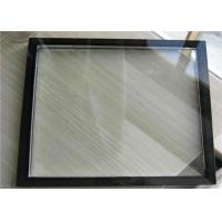 Buy cheap Low E Triple Glazed Insulated Glass , Double Glazed Glass Panels For Airports from wholesalers