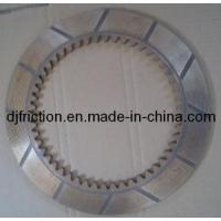Buy cheap Bronze Based Friction Disc for Bulldozer (ZJC-X41) from wholesalers