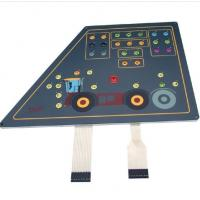 Buy cheap Waterproof  PCB Prototype Membrane Switch With Aluminum Oxide Substrate from wholesalers