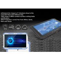 Buy cheap Thermal Printer Rugged Industrial Tablet , Durable Android Tablet Pda In Pos System from wholesalers