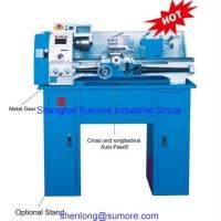 Buy cheap small big bore variable speed bench lathe product