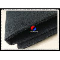 2MM Thickness Activated Carbon Fiber Felt Width / Length Customized For Water Treatment