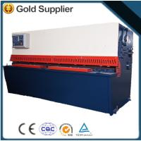 Buy cheap Manual Friction Hydraulic Sheet Metal Cutting Machine With Three-Point Rolling from wholesalers
