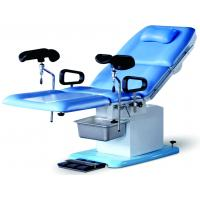 Buy cheap Double Control Electric Operating Table , Adjustable Medical Delivery Table With Dirty Pot product