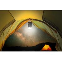 China High Capacity Hand Crank LED Lantern Outdoor Camping Lights , Waterproof IP65 on sale