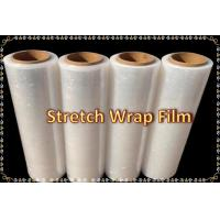 Buy cheap Stretch Warp Film  Plastic Stretch  Membranes  Pallet Wrapping Film from wholesalers