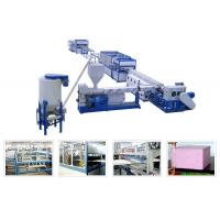 Buy cheap WPC hollow door board extrusion line product