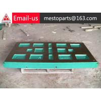 Buy cheap wholesale svedala crusher parts from wholesalers