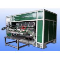 Buy cheap Full Auto Moulded Pulp Egg Tray Production Line for Cup Holder / Paper Tray from wholesalers