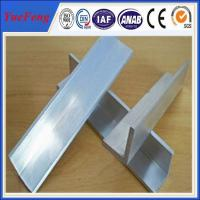 Buy cheap 2015 new products mill finish 6063 customized aluminum angle aluminum extrusion profile product
