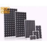 Buy cheap Anti - Reflective Grid Tie Solar Electric Panels With Crystalline Technology from wholesalers