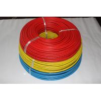 Buy cheap Multi Core 22 Awg Teflon Coated Wire , ETFE Insulation Teflon Heating Wire from wholesalers