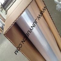 Buy cheap Direct-Metalized  Double side Woven Fabric-radiant barrier 1.2MX1000M from wholesalers