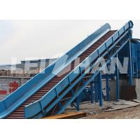 Buy cheap Long Axis Redler Material Handling Machine , Pulp Board Chain Driven Conveyor from wholesalers