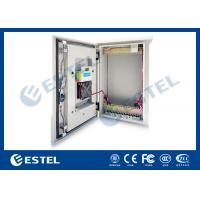Buy cheap Sandwich Structure Steel Pole Mount Cabinet Outdoor Equipment Cabinet from wholesalers