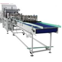 Industrial Bottle Packing Machine With Heat Seal - Cool Cutting System