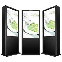 Buy cheap 65 Inch Outdoor Led Digital Signage Advertising Players Tv Screen 1920 * 1080 from wholesalers