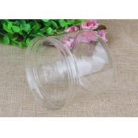 Buy cheap Drinks PET Plastic Cylinder Containers Good Barrier Properties 360ml Easy Storage from wholesalers