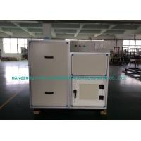 Buy cheap Small Desiccant Rotor Stand Alone Dehumidifier Industrial 800m³ /h from wholesalers