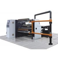 Buy cheap Paper / Plastic Film Slitting And Rewinding Machine For PET PVC And Package Industry from wholesalers