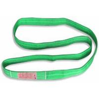 Buy cheap 100% Polyester Double Ply Endless Flat Webbing Sling from wholesalers